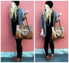 Amanda Brohman - Wera Vintage Bag - Yes, I AM a bag lady and don't I know it?