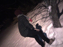 Hayden W - Scarf, Vans Beanie, Plaid Jacket, Wolverine Chukka Boots Vtg, Bdg Skinny Jeans - I SHALL CONQUER THIS TREE