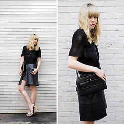 Lisa Dengler -  - SPRING BLACKS