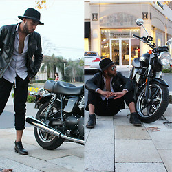Couture Conception -  - The Bike. The Breeze. The Bomber.