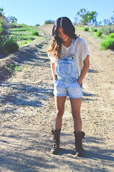 Jessica Chang -  - SHORTALLS!