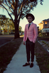 Style Detective Men's Lookbook -  - Pinky Promise.