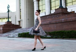 Christine - - Ovs Dress, H&M Shoes, Massimo Dutti Bag - Dance princess