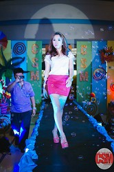 Rhea Inot - Csm Shirt - Cebu Signature Models Fashion Show part 2