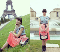 Federica Di Nardo - Sugarhill Boutique Outfit - A Country Girl In Paris