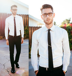 Edward Honaker - Prada Shirt, Paul Smith Pants - WHITE WOMEN