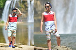 Nabz D - Topman Top, Zara Shorts - Chasing Waterfalls ( nabztravel.weebly.com )