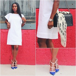 Ranti Onayemi -  - Red White And A Touch Of Blue