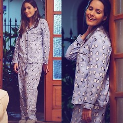 Erika Freitas -  - Sleepwear Mrs. Home