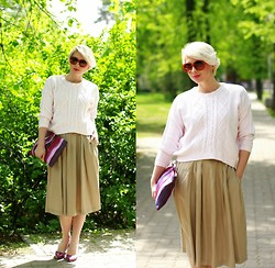 *Anna* Zakirova -  - Summer's sweater