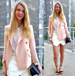 Ania Zarzycka - Frontrowshop Blazer, Persun Bag - Don't You Worry Child