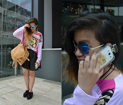 GaiL J -  - Independent Street Style x Taberou Clothing