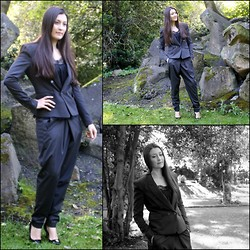 Alex Montemor -  - Work outfit
