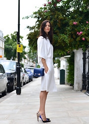 Hedvig ... - Totême Dress, Aquazzura Shoes, Jimmy Choo Bag - All-rounders