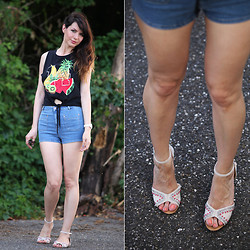 Estelleblogmode @www.estelleblogmode.com -  - Tropicalised