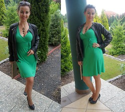 Magdalena -  - Green Dress