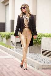 Chic Adventure It! By Giha -  - Shiny Leopard