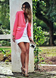 Vanessa Vasconcelos - For It, For It - Dresses with blazer