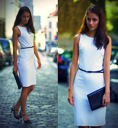 Ruxandra Ioana - Daria Gora Dress - City Snow White