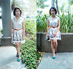 Danichi Vill -  - Casual Dress On