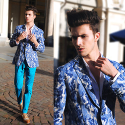 Gian Maria Sainato -  - MADE IN ITALY