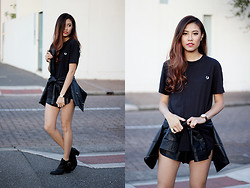 Jody Nguyen - Fred Perry Shirt - Sun Kissed