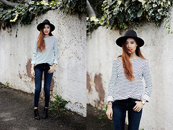 Jody Nguyen - Cameo The Label Top, Acne Studios Jeans - Welcome Back