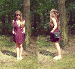 Ines Rose Hope Fashion -  - Summer in forest