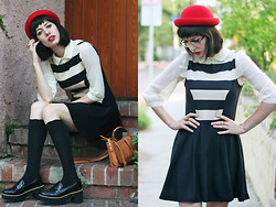 Amy Roiland - Thera Clothing Dress - Thinking Think Think