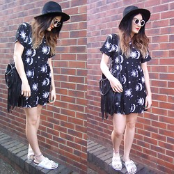Amelia Rose Hopcroft -  - Motel Sun Moon & Stars - Day time look.