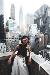 Margaret Zhang -  - New York, New York