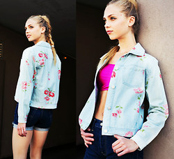 Amanda Essen -  - Flower Jacket