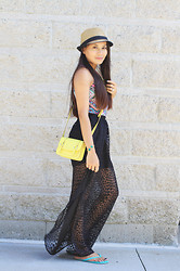 Now That's Chic - Forever 21 Maxi Skirt - Summer Lovin'