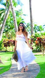 Eye Like Fashion -  - Tropical Maxi