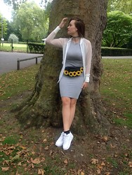 Sian Wilkinson - Forever 21 Dress - Keepin it real
