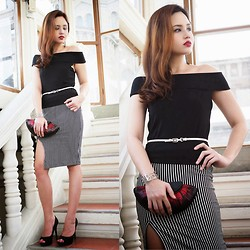 Nicole Aguinaldo - Just Clothing Top, Just Clothing Skirt - Timeless