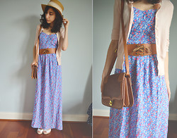 Neno Neno - Floral Maxi Dress - Float On