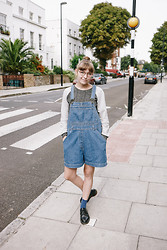 Toni Caroline - The Fifth Jumper, Vintage Dungarees - DUNGAREES