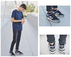 Razvan Varjoghe - Hollister T Shirt, Asics Shoes, Cheap Monday Jeans - Akjlps.jpgpho