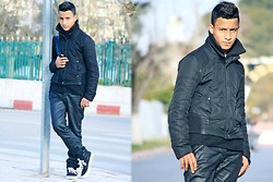 Said hayfouf -  - Black