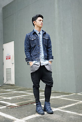 David Guison -  - Denim Delirium