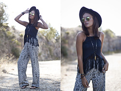 Mafalda Castro - Missguided Pants - Let it be that way