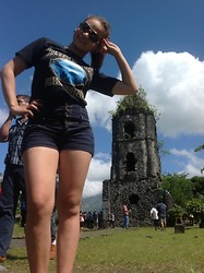 Kriiz Bautista - Shirt And Shorts - MAYON - magayon