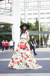 The Pecking Order -  - Florals @NYFW