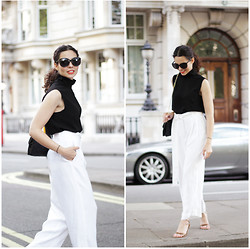 Jasmin -  - High Necks And Wide Trousers