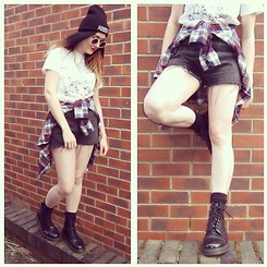 Amelia Rose Hopcroft -  - Steel City - Outfit of the day.