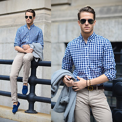 Adam Gallagher -  - Checked in TODS