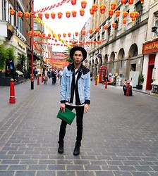 Alex Liu -  - China town Uk