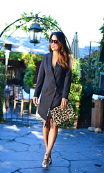 Eye Like Fashion -  - Blazer Dress