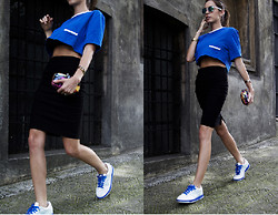 MaialaMuse - Urban Outfitters, Nike - ROYAL CITY